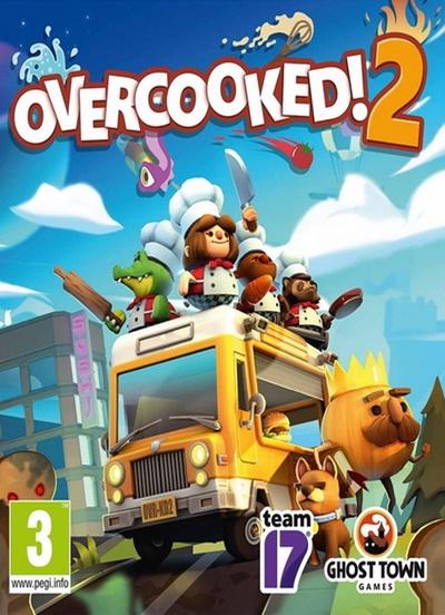 โหลดเกมส์ Overcooked! 2
