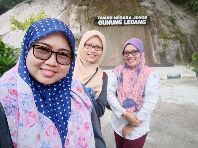 Kursus di Taman Negara Johor Gunung Ledang, Taman Hutan Lagenda