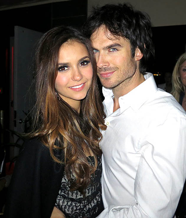 Imagenes de ian somerhalder y nina dobrev dating. the last of us ending explained yahoo dating.