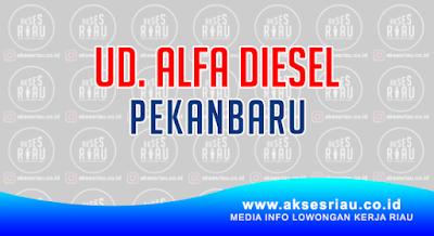 UD Alfa Diesel Pekanbaru