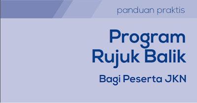 Buku Panduan Praktis Program Rujuk Balik (PRB)