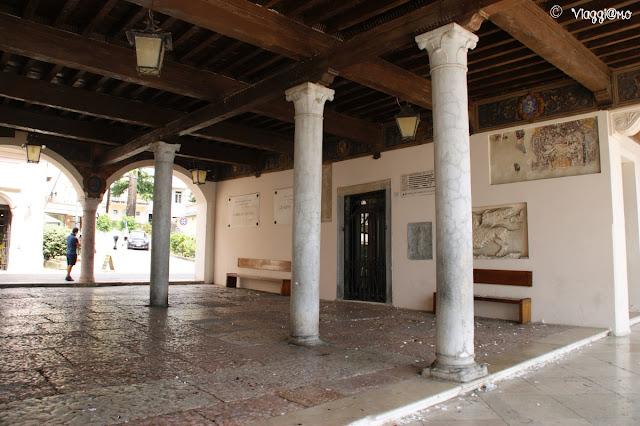 Il Palazzo del Podestà sede della Magnifica Patria a Salò