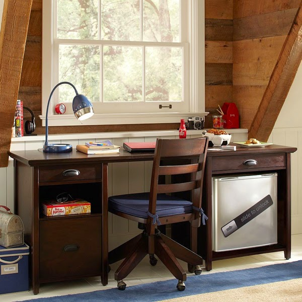 Classic Study Room Design: Decorating A Study Room In Your Home