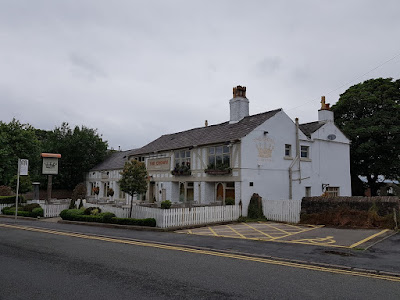The Crown in Hawk Green, Marple