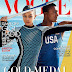 Gigi Hadid On Vogue With the Athlete, Ashton Eaton