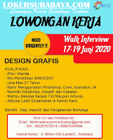 Lowongan Kerja Surabaya di Multi Creative Communication Juli 2020