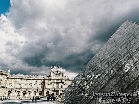 【欧洲亲子游@Day2】法国巴黎| 巴黎传统市集与巴黎景点经典路线Part 1