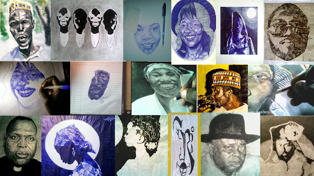 Affordable True African Art