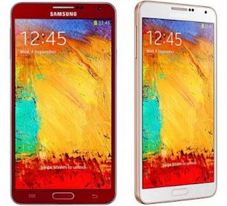 Hp Android Samsung Note 3 Neo layar 5.5 inci harga 3 jutaan