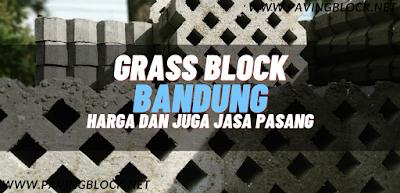 Harga Jual Grass Block di Bandung