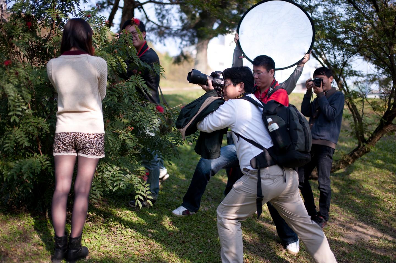 人像攝影教學