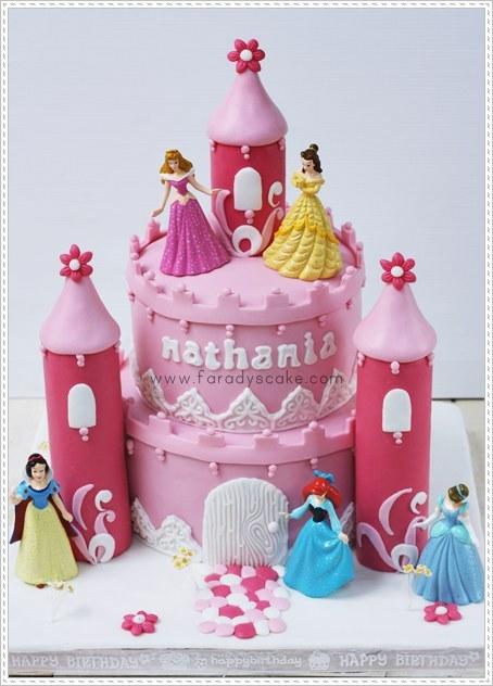Princess Bundt Cake