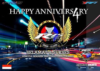 Klub R15 Indonesia, klub motor R15, foto klub motorr15