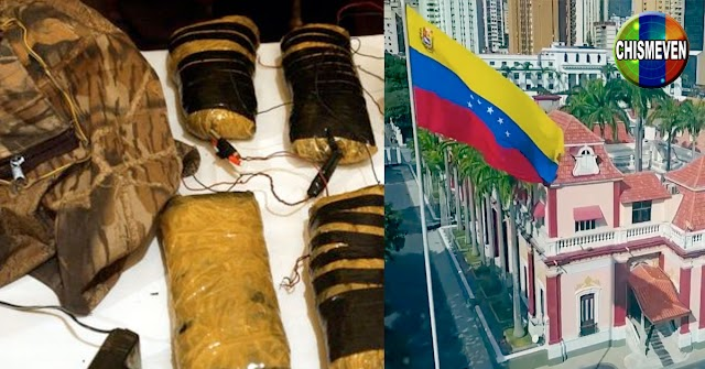 Explosivos decomisados a mesonero de Miraflores eran para revender a criminales