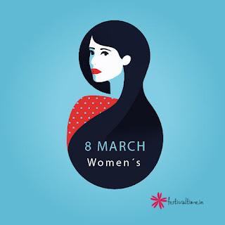 happy women's day- www.festivaltime.in