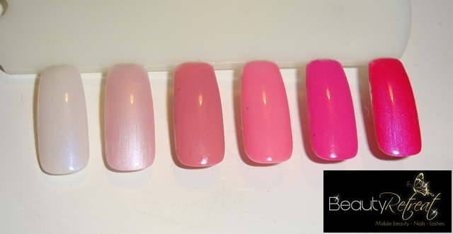 Shellac Strawberry Smoothie Some Shellac Swatches ...