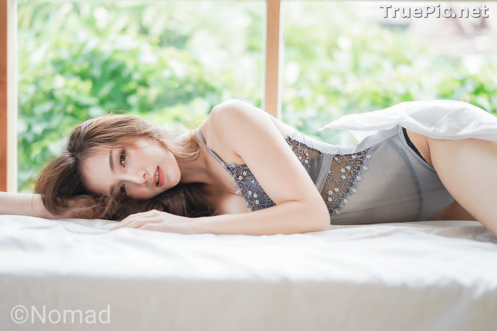 Image Thailand Model - Rossarin Klinhom - Momokini On The Bed - TruePic.net - Picture-7