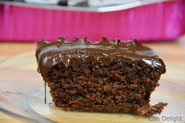 עוגת שוקולד מעולה perfect chocolate cake