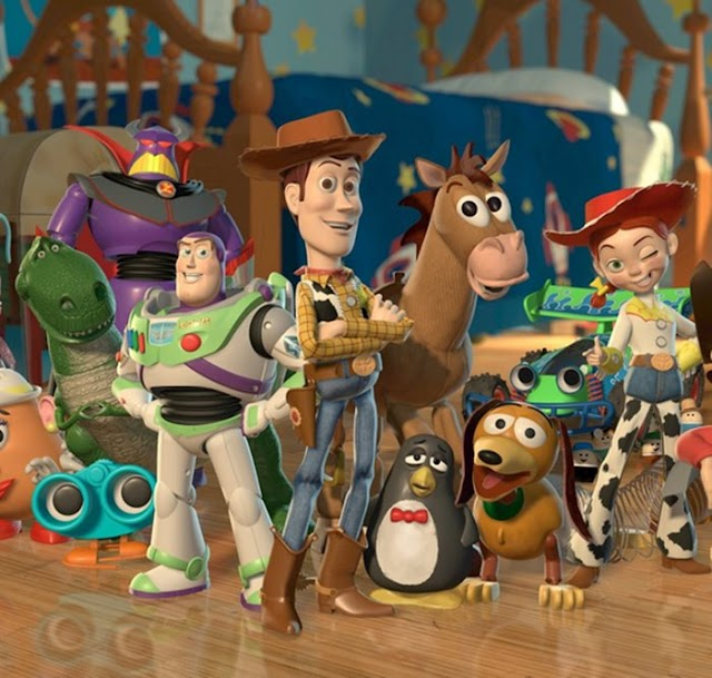 How Many Toys From Toy Story Can You Name Quiz