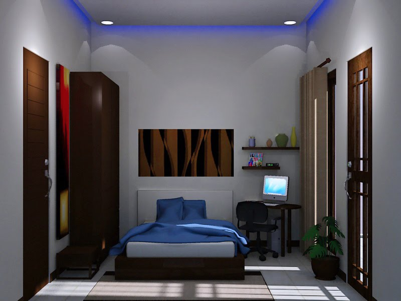 Houseclinic Interior Design Bedroom Simple Style