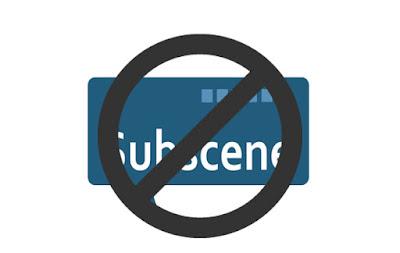 Subscene diblokir di Indonesia oleh Kominfo