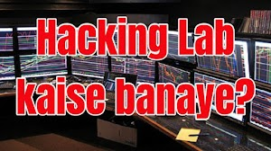 Hacking Lab kaise banaye? hacking practical & pentesting kaise kare. hack hacking lab