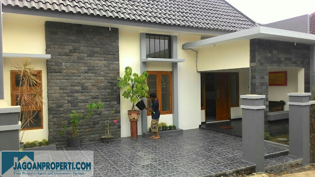 Rumah Villa dijual di Batu