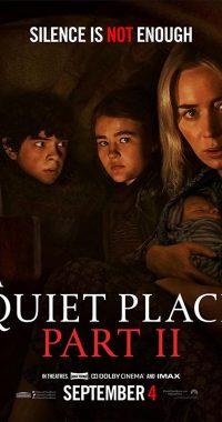 مشاهدة فيلم 2021 A Quiet Place Part II مترجم اون لاين - افلامكو