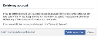 Facebook Account Delete | FB Delete Account Permanent – FB Profile Deletion | FB Close Account Forever