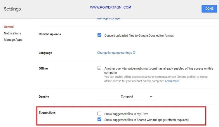 10 نصائح وحيل في Google Drive ستتمنى لو عرفتها منذ زمن تكوين الوصول السريع 10-Tips-and-Tricks-in-Google-Drive