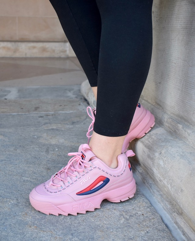 9f26c8d46d5d This post is sponsored by FILA and Her Campus Media. All opinions are my  own. Thank you for supporting the brands that make Fran Acciardo possible!