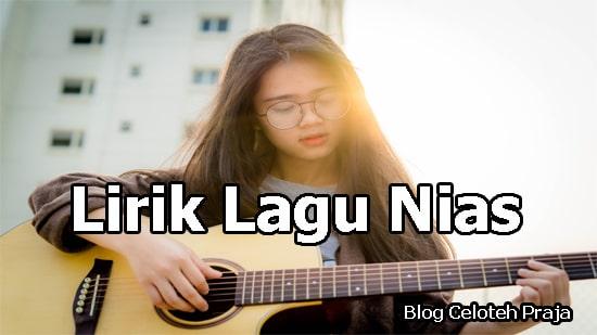 Doi Manaze Tetaru Lirik Lagu |Duhu Niwao Sifahuwu Khogu