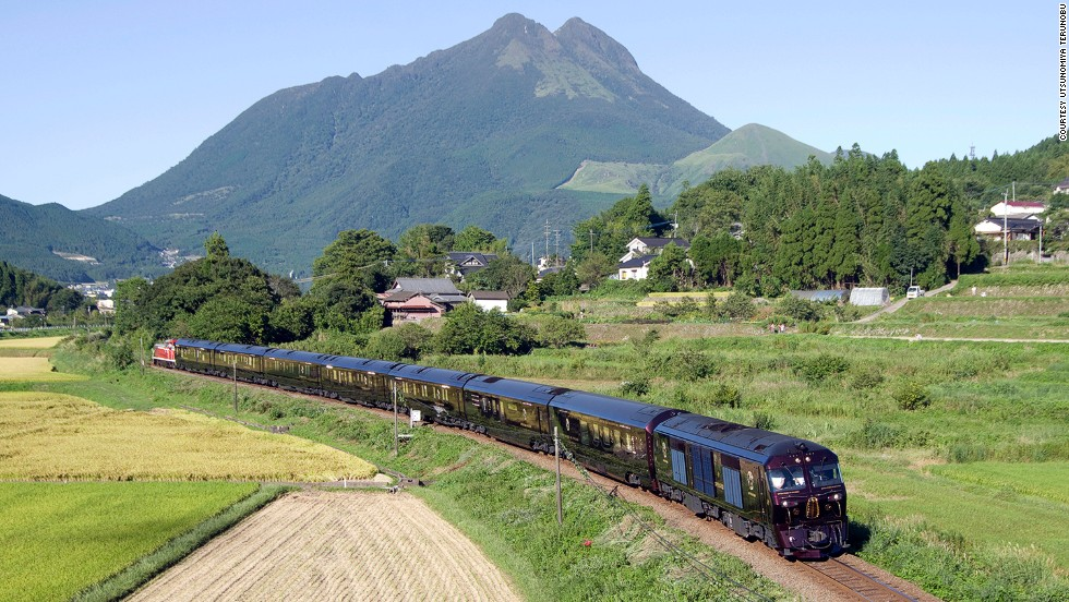 11 Of The World S Most Luxurious Train Journeys Most