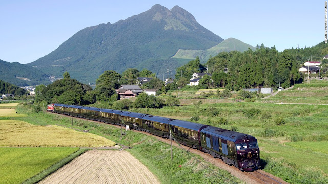 world's most luxurious train journeys