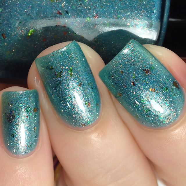 Sassy Pants Polish-Autumn Sky