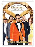 Kingsman: The Golden Circle DVD
