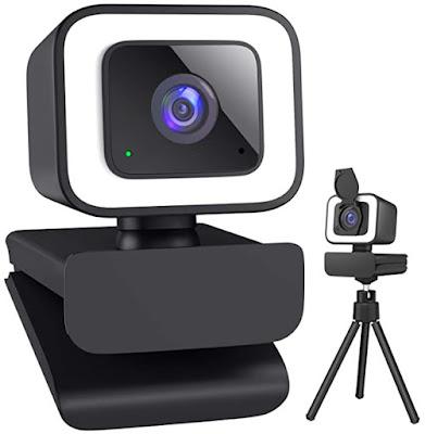 MOSONTH 1080P Webcam