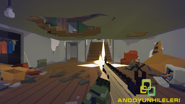 Pixel Combat: Zombies Strike Para Hileli APK