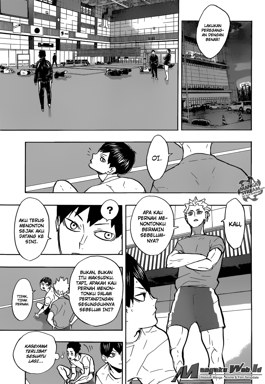 Haikyuu Chapter 215-15