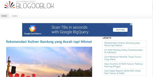 Blog Blogooblok.com - Blog Bloging Bisnis Online Internet Marketing Terbaik Di Indonesia