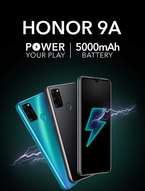 Honor 9A 3GB रैम 64GB इंटरनल स्टोरेज और 5000 एमएएच की बैटरी के साथ यह Smartphone 31 जुलाई को होगी लॉन्च।