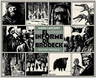 El Informe de Brodeck- Norma Editorial Junio 2017