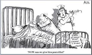 ¿Podemos darle penicilina AHORA?