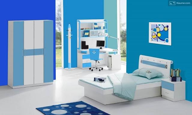 Contoh I: Kombinasi Warna Rumah Minimalis Sederhana