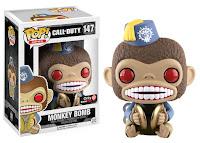 Funko Pop! Monkey Bomb