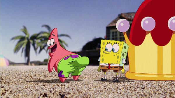 wallpaper lucu spongebob