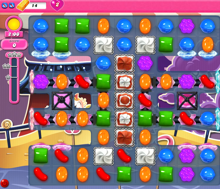 Candy Crush Saga 1787