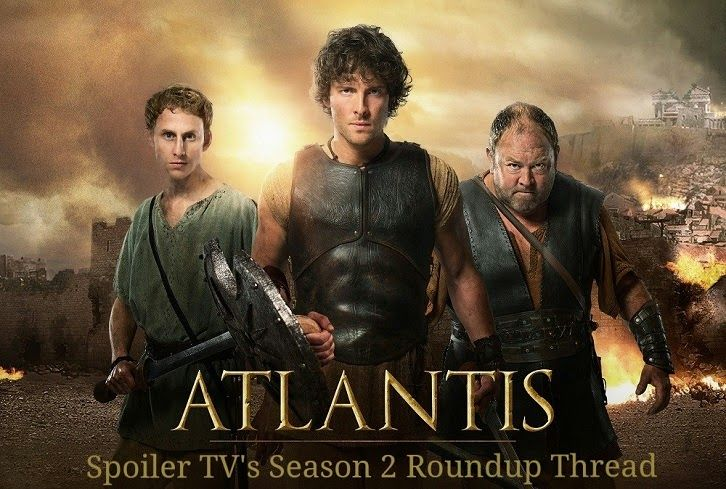 Atlantis - Season 2 - Episode Info, Video and Spoilers Round-up