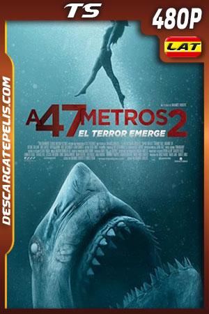 A 47 metros 2: el terror emerge (2019) TS Latino