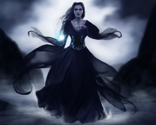Eterna y las sombras